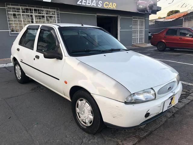 Fiesta 1999 1.0 - Completo! - Foto 3