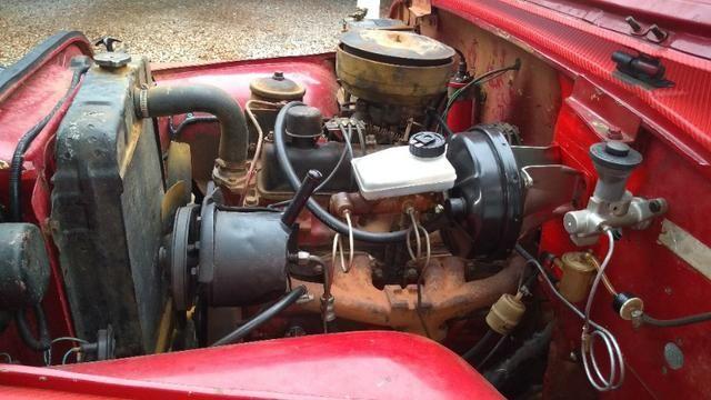 Jeep Willys 1977 4X4 Com Reduzida - Foto 12