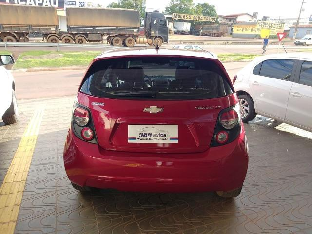 Chevrolet Sonic Hatch 1.6 LT Automático - 2012/2013 - R$ 31.000,00 - Foto 4