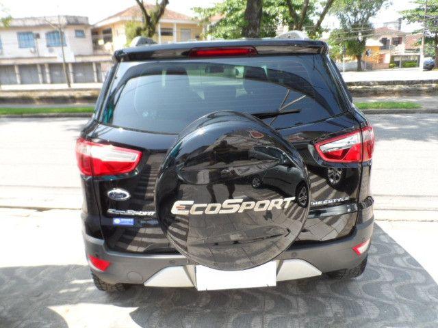Ford Ecosport Freestyle 2014, 1.6 mec. excelente estado - Foto 9