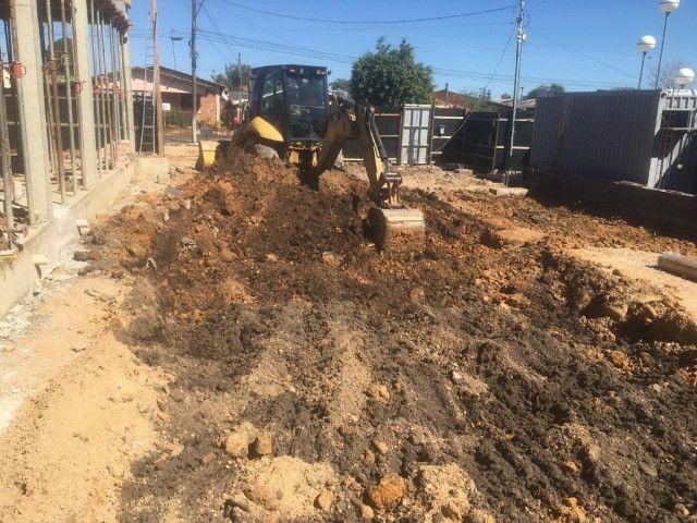 Retro escavadeira Caterpillar - Foto 5