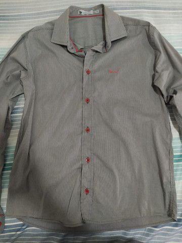 Camisa Bewell Slim fit nova - Foto 3