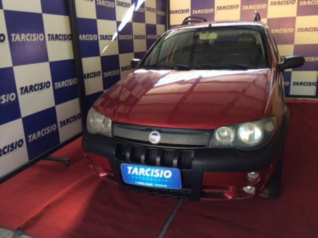 Fiat Palio Weekend Adventure 1.8 16v 2006 Flex - Foto 2