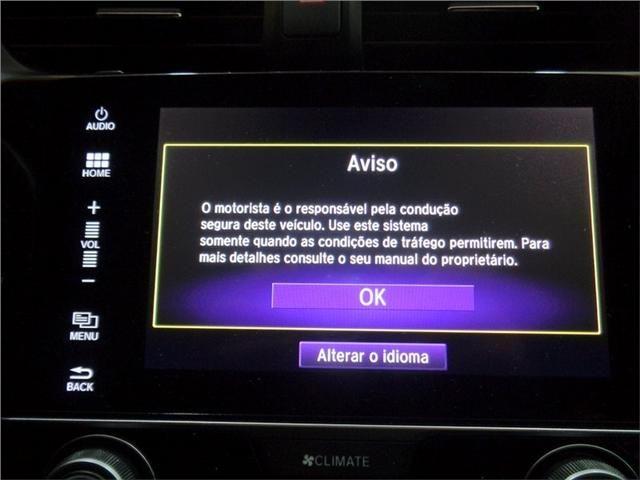 Honda Civic 2.0 16v flexone exl 4p cvt - Foto 13