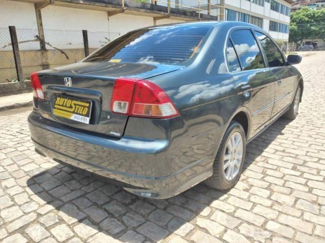 CIVIC 2004/2004 1.7 LXL 16V GASOLINA 4P AUTOMÁTICO - Foto 6