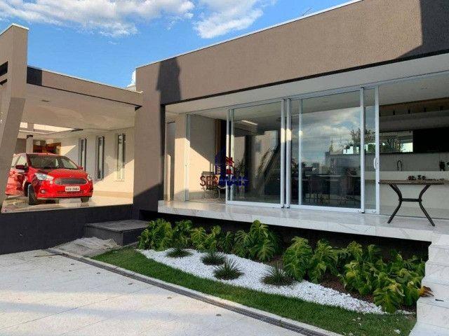 Casa de alto padrão, venda por R$ 4.000.000 - Nova Brasília - Ji-Paraná/RO - Foto 4