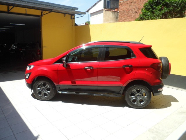 Ford Ecosport Freestyle 1.5 Automática - Foto 4