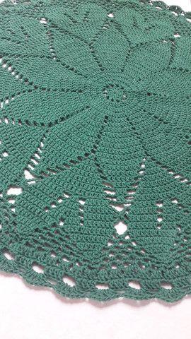 Vendo tapetes e souplast de croche  - Foto 2