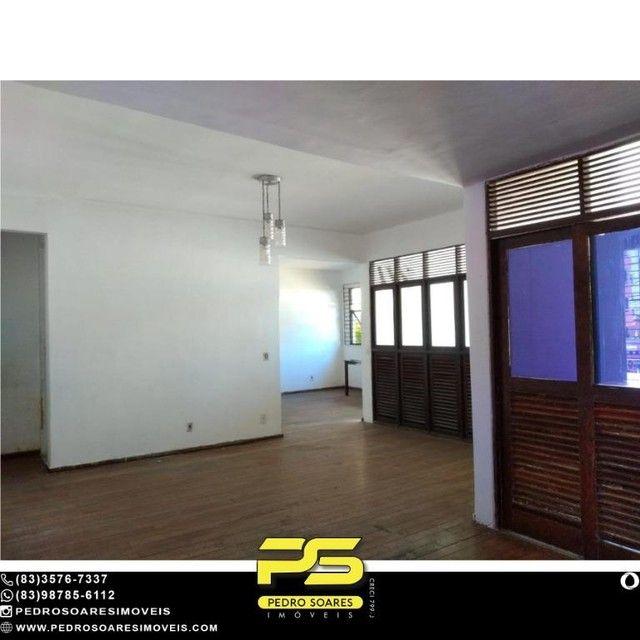 Casa com 3 dormitórios para alugar, 275 m² por R$ 5.000/mês - Tambaú - João Pessoa/PB - Foto 8