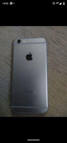 iPhone 6 64 novo sem  marca de uso