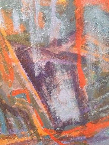 Quadro de Arte - 100 cm x 120 cm  - Foto 3