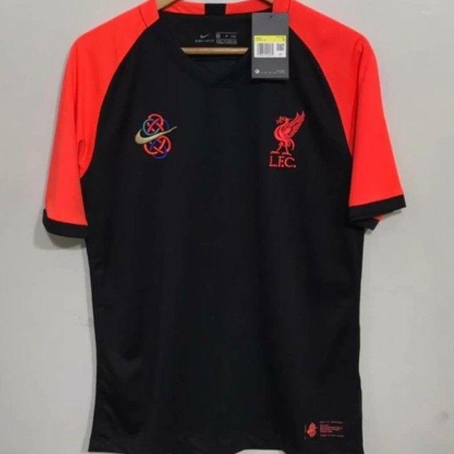Camisas de time (Leia a descrição) - Foto 4