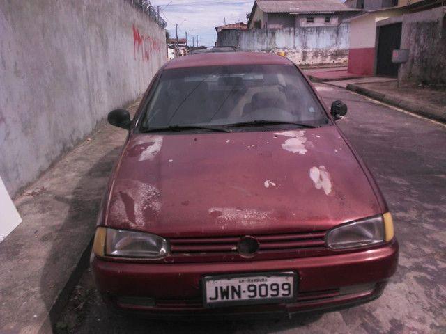 Vendo carro gol bola 1996