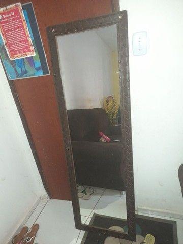 Vendo Espelho seminovo 150 reais.