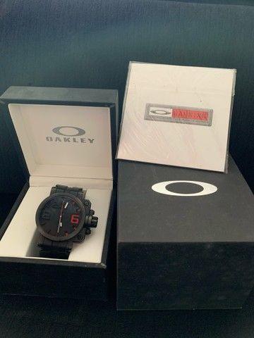 Relógio GEARBOX OAKLEY - ORIGINAL