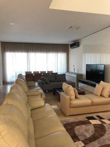 Casa com 4 dormitórios para alugar, 385 m² por R$ 24.000/mês - Tamboré - Santana de Parnaí - Foto 6