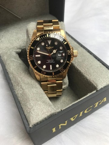 INVICTA PRO DIVER MENS QUARTZ 42MM - 33271  - ORIGINAL -SEMI-NOVO - Foto 2