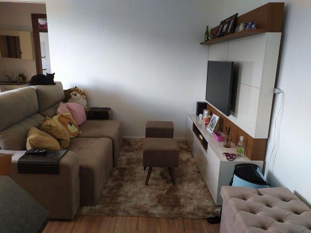 Apartamento 2 quartos - Bairro Fazendinha - Boulevard das Palmeiras I - Foto 2