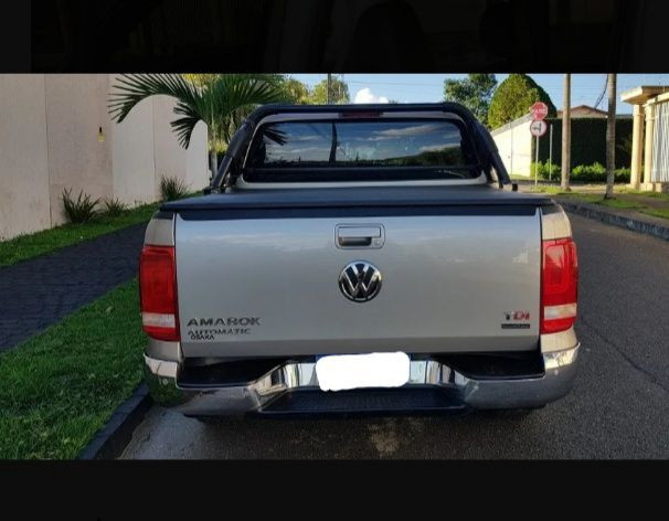 VW  Amarok 2.0  4X4 - Foto 5