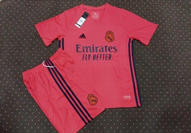 Conjunto Real Madrid - Foto 2