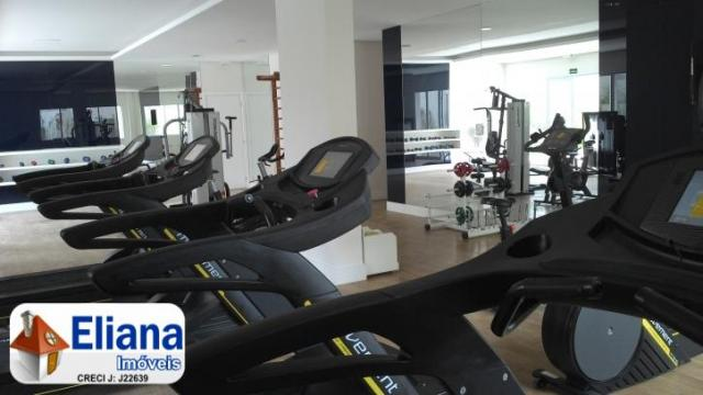 Apartamento 135m² - Condomínio Mundi - Espaço Cerâmica - Foto 7