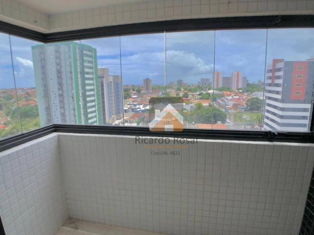 Apartamento c/ 3 quartos, 92m² e c/ revestimento em porcelanato no farol!!! - Foto 3