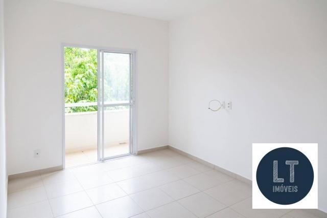 Apartamento com 2 dormitórios à venda, 64 m² por R$ 195.000,00 - Parque São Luís - Taubaté - Foto 4