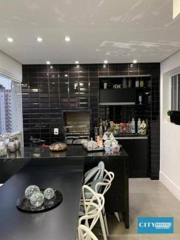 Apartamento com 3 dormitórios à venda, 107 m² por R$ 1.080.000 - Tatuapé - São Paulo/SP - Foto 6