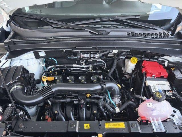 Jeep Renegade Longitude 1.8 Flex /Bco Perolizado - Foto 12