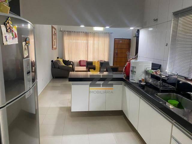 Linda casa com 3 dormitórios à venda, 160 m² por R$ 650.000 - Jardim Ipiranga - Americana/ - Foto 4