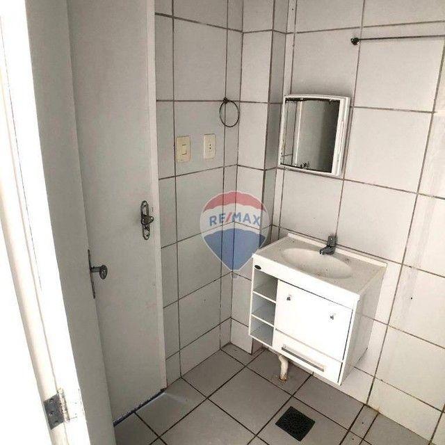 Apartamento com 2 dormitórios para alugar, 51 m² por R$ 820,00/mês - Edson Queiroz - Forta - Foto 8