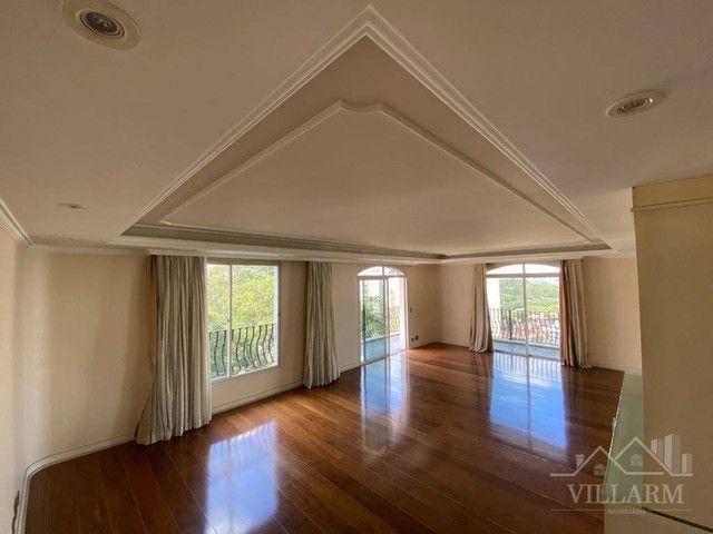 Apartamento com 4 dormitórios para alugar, 340 m² por R$ 3.890,00/mês - Vila Andrade - São - Foto 5