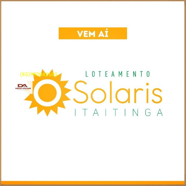 \ Loteamento Solares * Gererau // em Itaitinga %% - Foto 2