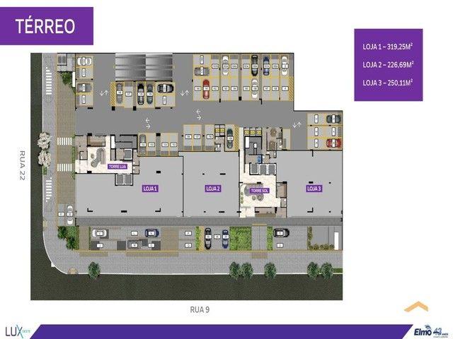 Apartamento à venda com 2 dormitórios em Setor oeste, Goiânia cod:5717 - Foto 11