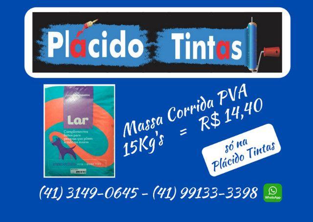 Massa Corrida - R$ 14,40 - Pct 15 Kg Promoção - Foto 4