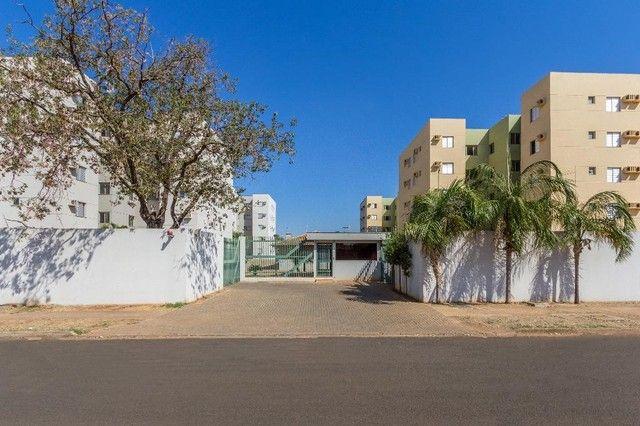 Apartamento para aluguel, 2 quartos, 1 vaga, Condomínio Solar dos Lagos - Três Lagoas/MS