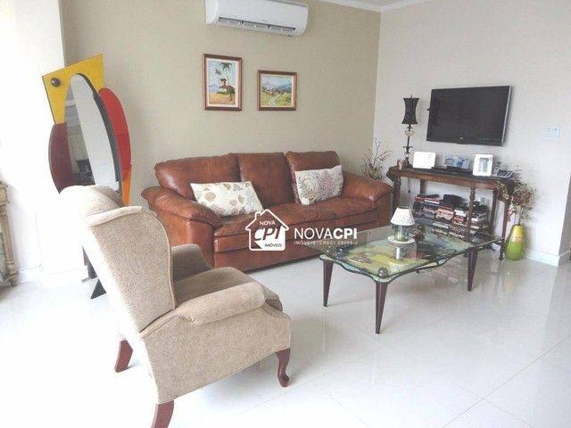 Apartamento com 2 dormitórios à venda Pompéia - Santos/SP - Foto 3