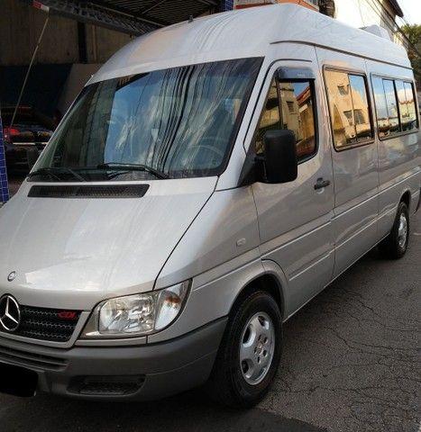 Sprinter CDI 313 2011 passageiro. - Foto 2