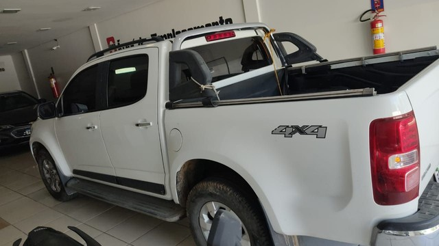 S10 LTZ automático 4x4 2015 diesel - Foto 5