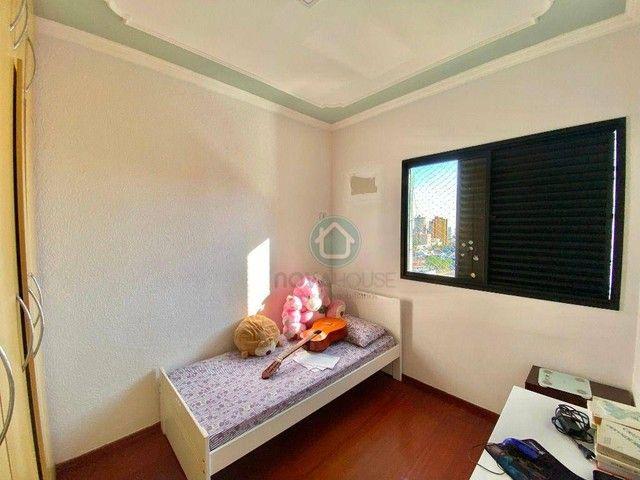Central Park, Apartamento com 4 dormitórios à venda, 120 m² por R$ 600.000 - Centro - Camp - Foto 6