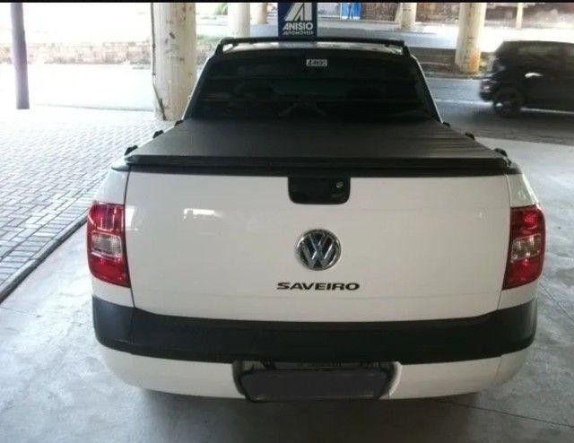 Volkswagen Saveiro Cab/estendida c/entrada de 1.000$ - Foto 7