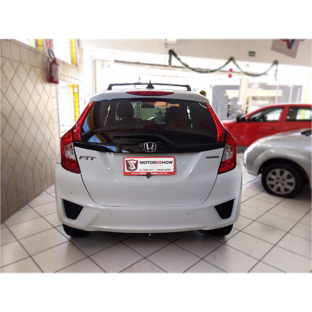 Honda Fit Lx Automático 1.5 Flex 2015 - Foto 5