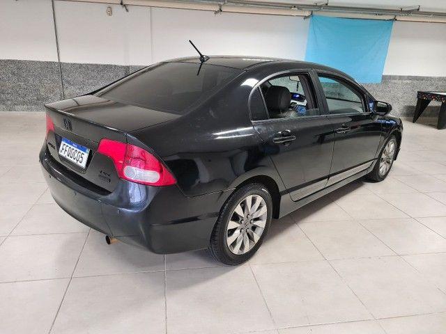 Honda Civic Automático Flex (Financio) - Foto 8