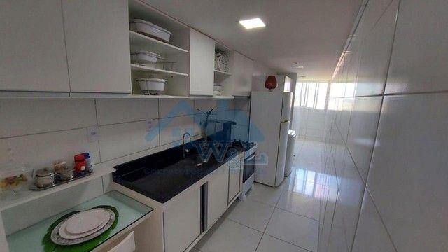 Vendo Apto de 3 quartos com uma suíte no Bairro do Bessa em João Pessoa-PB. - Foto 11