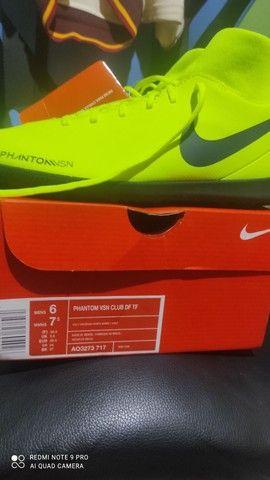 Chuteira Nike Phanton Original - Foto 5