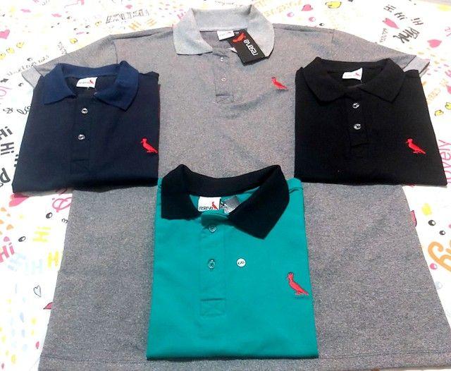Camisas Gola Polo  - Foto 2