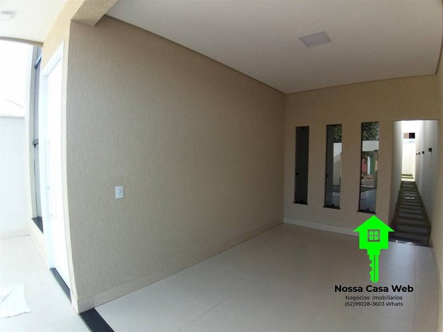 Casa para venda tem 138 metros quadrados com 3 quartos em Parque das Flores - Goiânia - GO - Foto 20