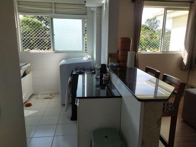 Apartamento 2 quartos - Bairro Fazendinha - Boulevard das Palmeiras I - Foto 3