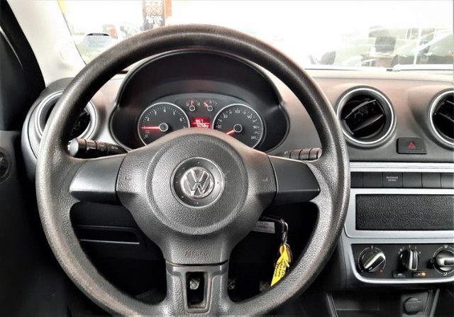 Volkswagen saveiro 1.6 CS Tl Flex 2015 - Foto 7