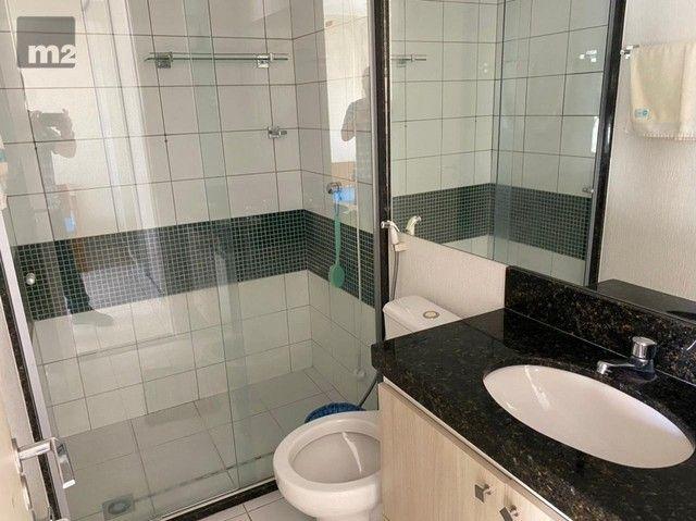 Apartamento à venda com 2 dormitórios em Setor oeste, Goiânia cod:M22AP1449 - Foto 12
